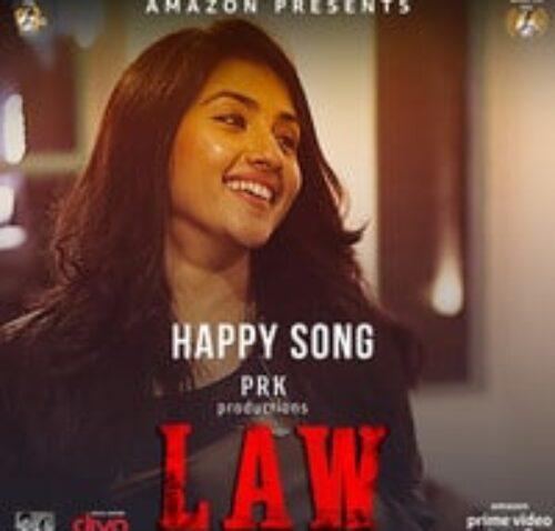 Happy Happy Song Lyrics – LAW Movie